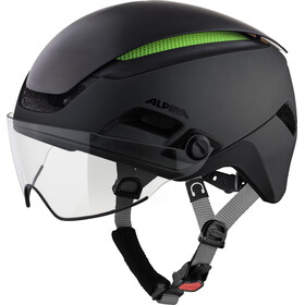 Alpina Altona M Casco, black